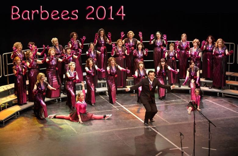 Barbees Stage 2014