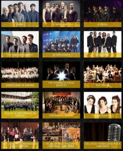 Hanfris A Cappella Concert May 2015