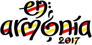 En Armonia logo 2016 with brush