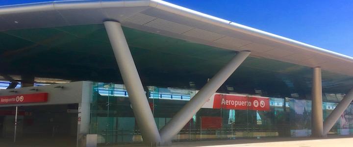 Malaga Airport Train Station