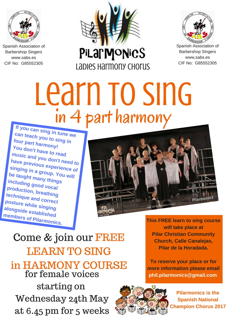 Learn How to Sing in Harmony by marvin johnson - Issuu