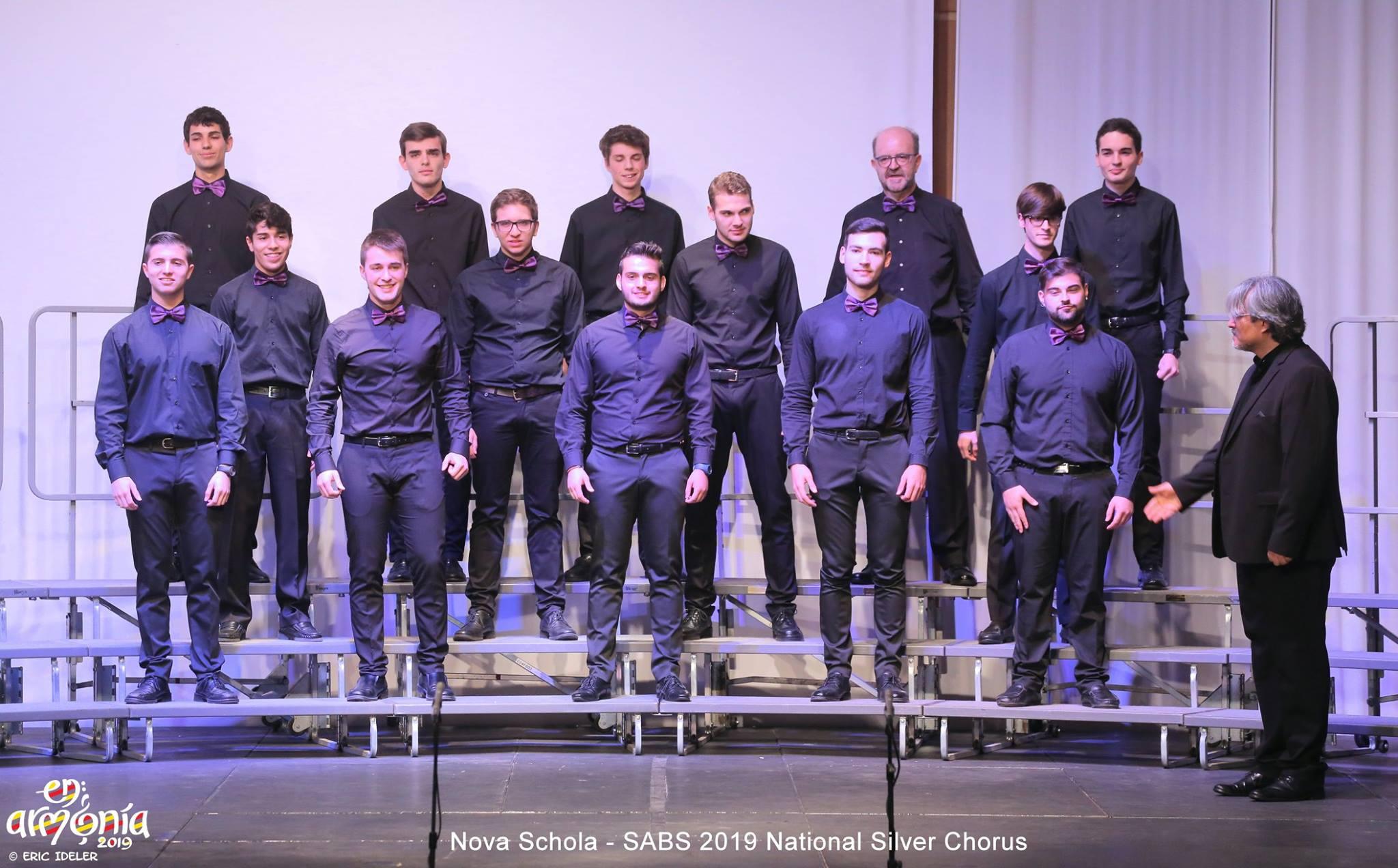 Nova Schola Silver 2019